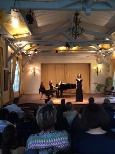 concert de fin de masterclass - Adeline toniutti - Ruta Lenciauskaite
