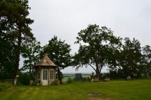 Jardin du moulin d'Andé- avant le show -Opéra de paris - Toniutti