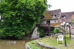 Vue du Moulin d'Andé - Masterclass École Internationale d'Art Lyrique TONIUTTI