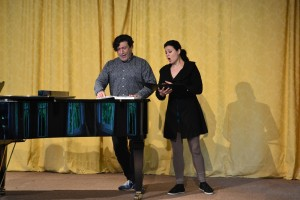 Christophe Querry - Elodie Abouquir- duo Alfredo et Viioletta